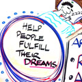 graphic facilitators help to communicate