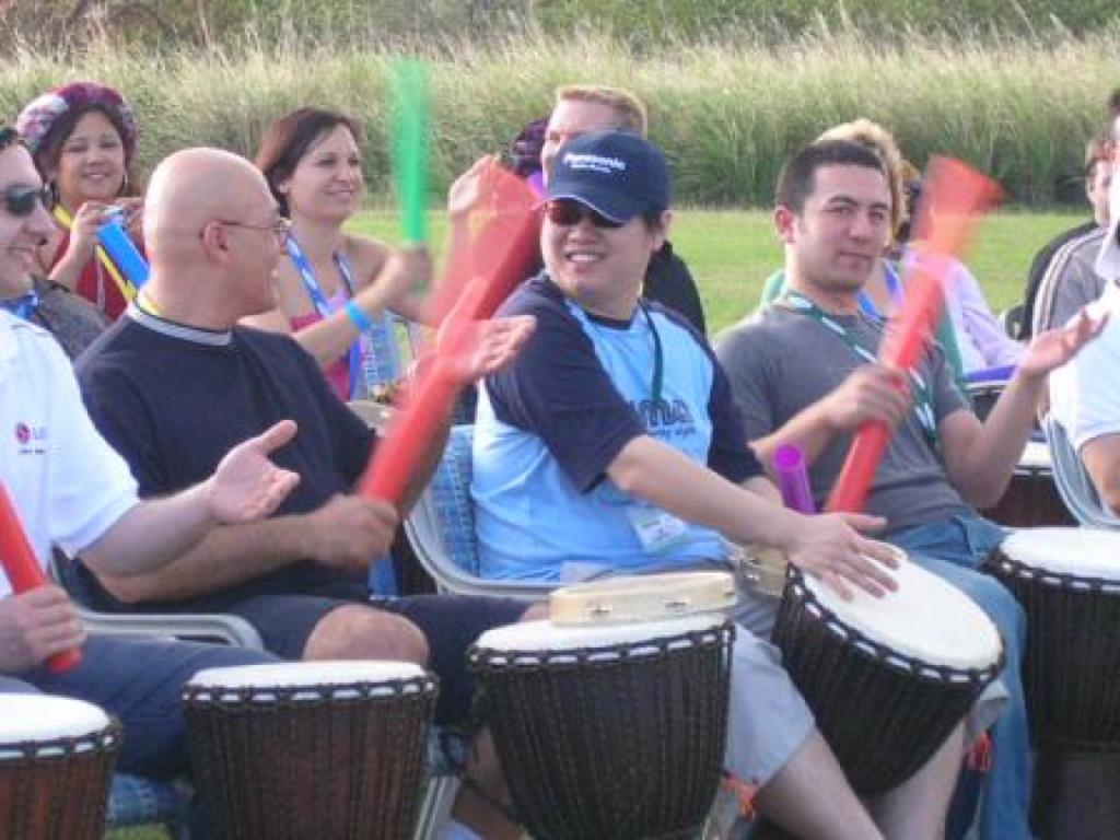 drumming competition
