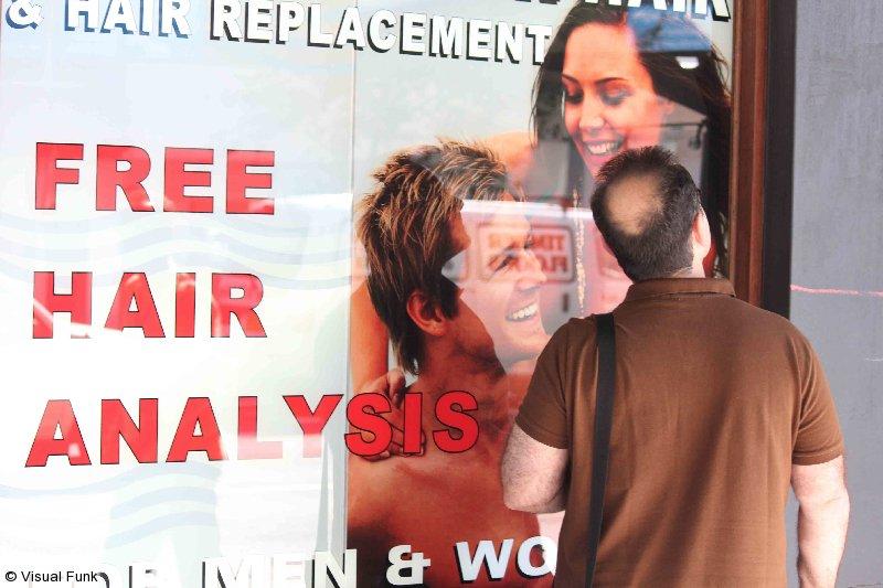 free hair analysis image