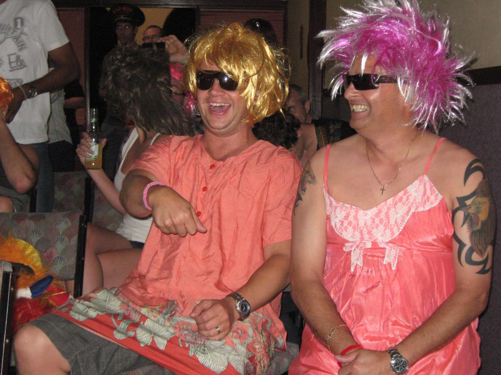 funny party dress