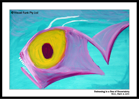 graphic facilitation creativity fish art