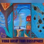 veolia water team masterpiece art graphic facilitation