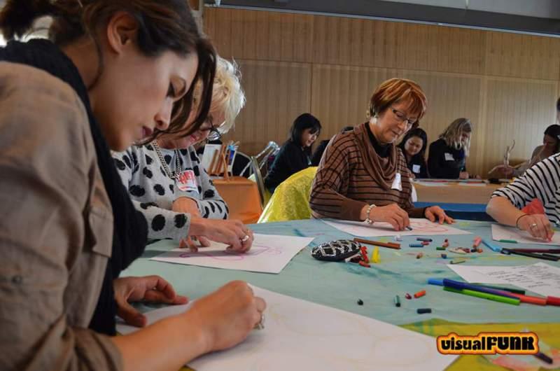 Creative Team and art making