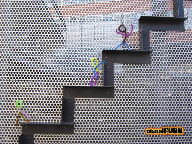 Creative Art Heist AMR Figures